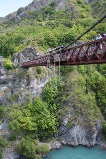 Kawarau Bridge, Bungy, New Zealand