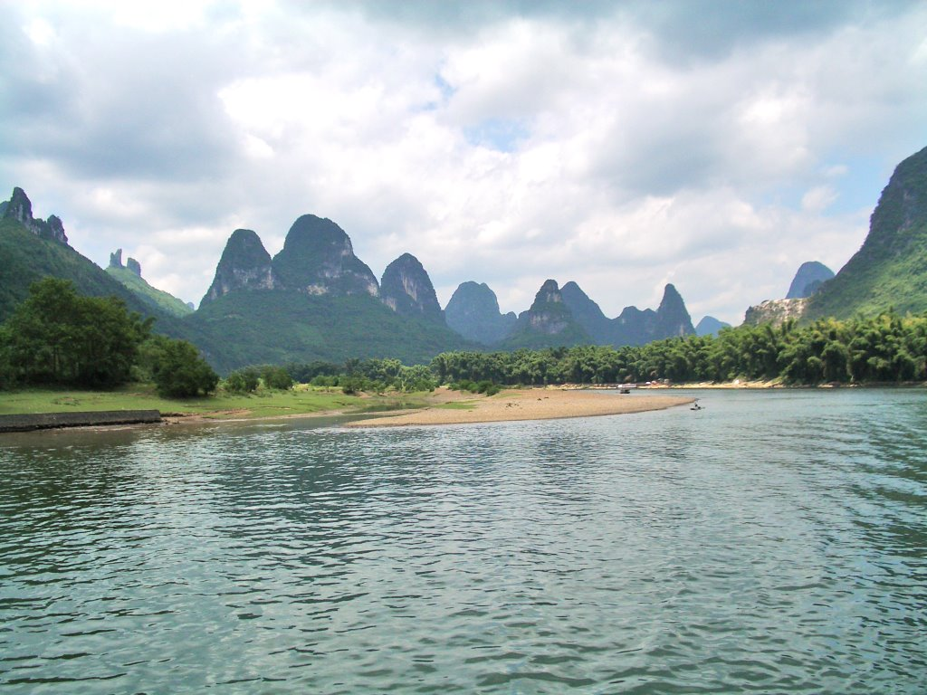 Guillin - Li River Cruise