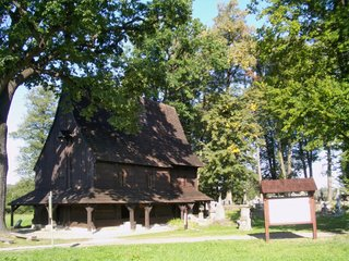UNESCO SITES POLAND - Wooden Churches of Southern Little Poland - LIPNICA MUROWANA