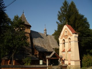 UNESCO SITES POLAND - Wooden Churches of Southern Little Poland - BINAROWA