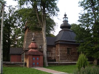 UNESCO SITES POLAND - Wooden Churches of Southern Little Poland - HACZOW