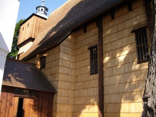 UNESCO SITES POLAND - Wooden Churches of Southern Little Poland - BLINZE