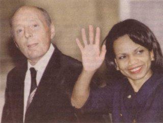 Condoleezza Rice & Jasper Carot