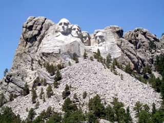 mount-rushmore south dakota