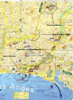 Nice - Street Map