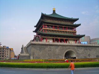 Xi'an - Bell Tower Drum Tower