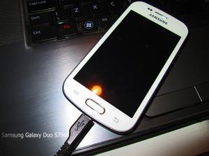 Samsung Galaxy Duos S-7566