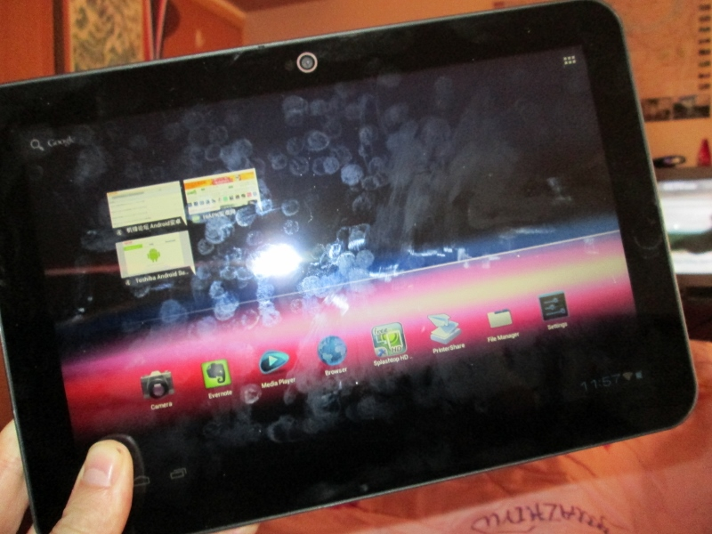 Root Toshiba Excite AT200