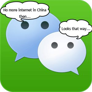 Life behind the great firewall of China