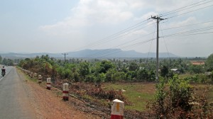 Route 3 - Kampot to Phnom Penh