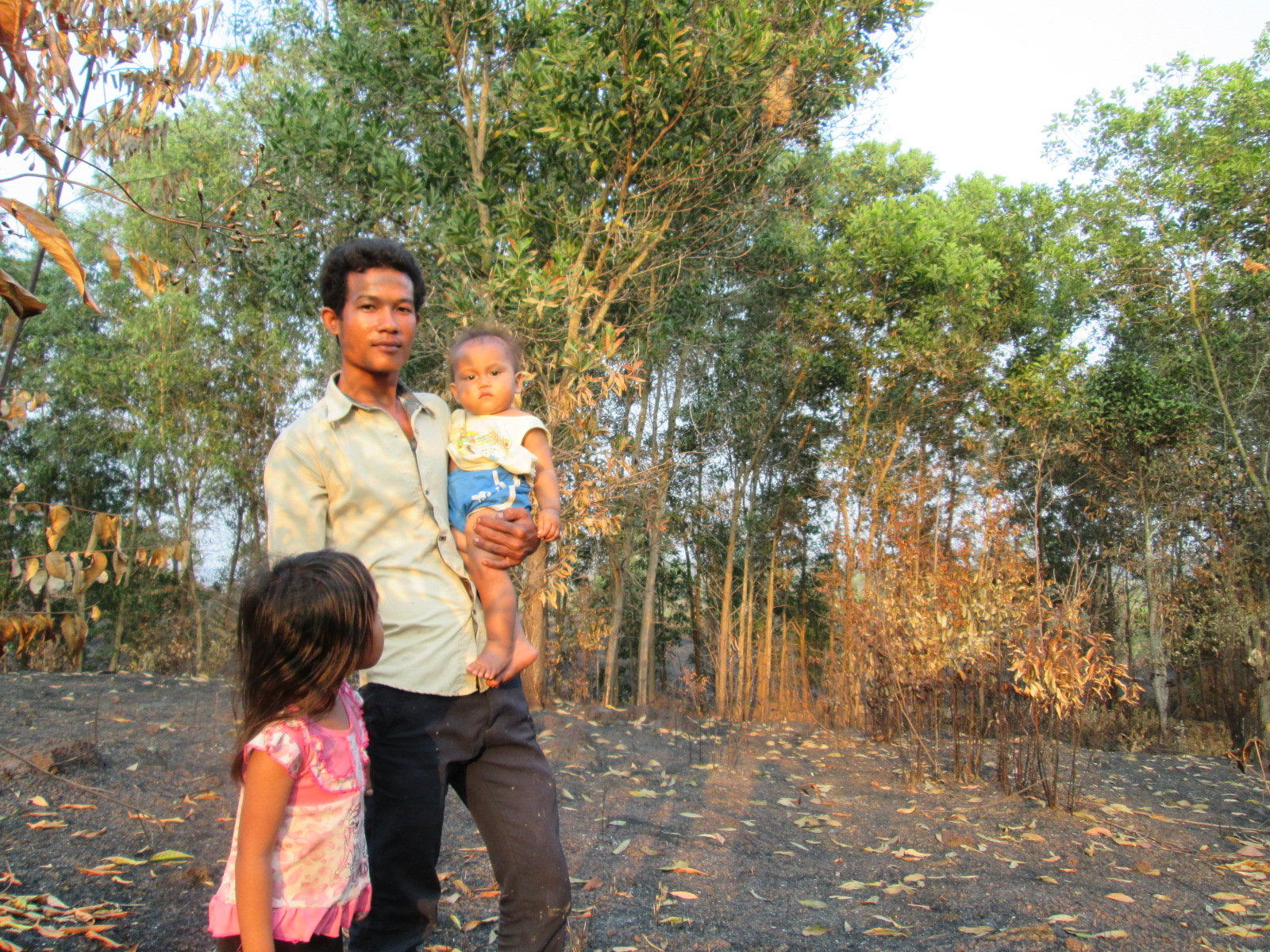 Tay - Cambodian Family