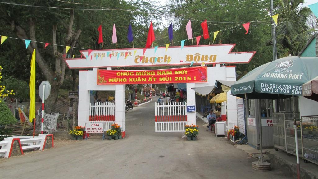 Thach Dong Mountain - Ha Tien - Vietnam