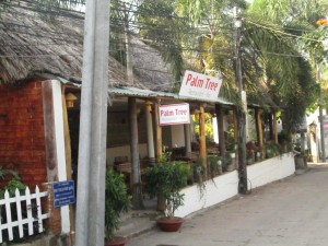Palm Tree Restaurant - Phu Quoc - Food poisoning