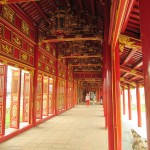 Hue Imperial Palace - Dien Tho Residence