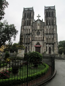 St. James Catherdral - Hanoi