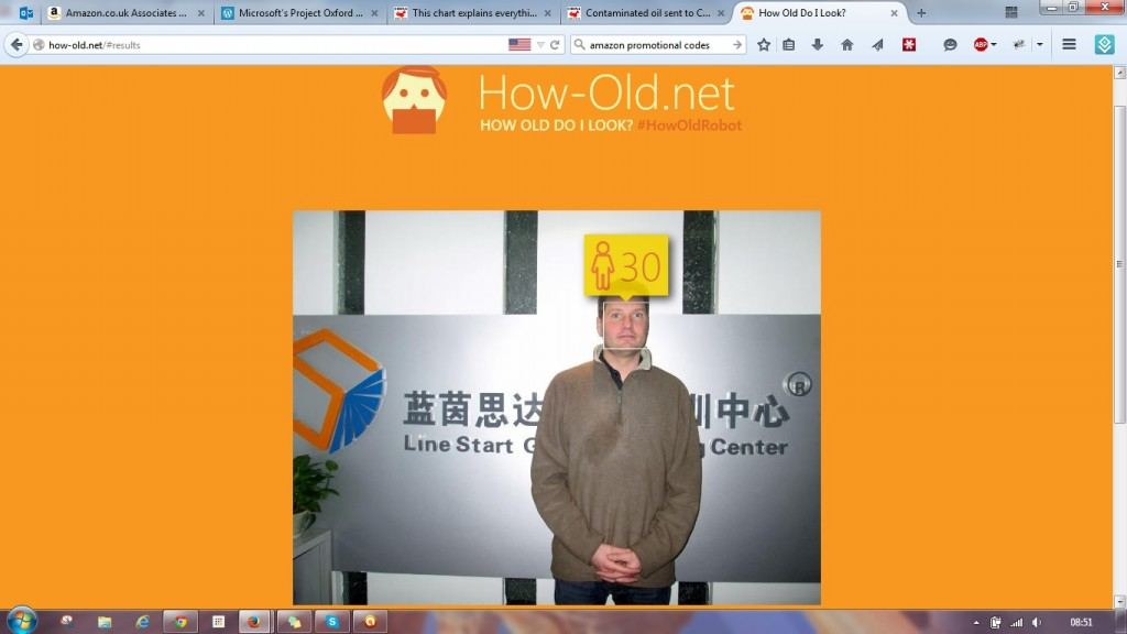 Microsoft Learnings' - How old do I look Engine