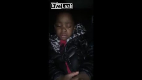 4yr old black girl experiences racism