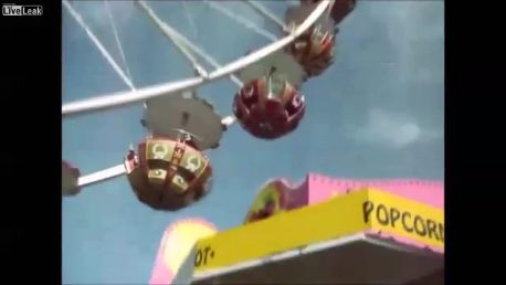 The World's craziest fairground rides