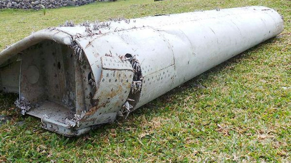 Suspected MH370 flaperon