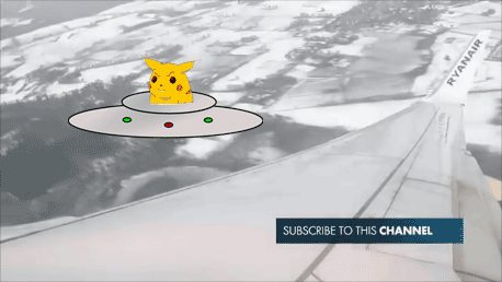 UFO on passenger flight from Eindhoven to Spain