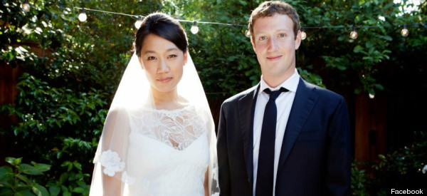 Mark Zuckerberg's Chinese wife