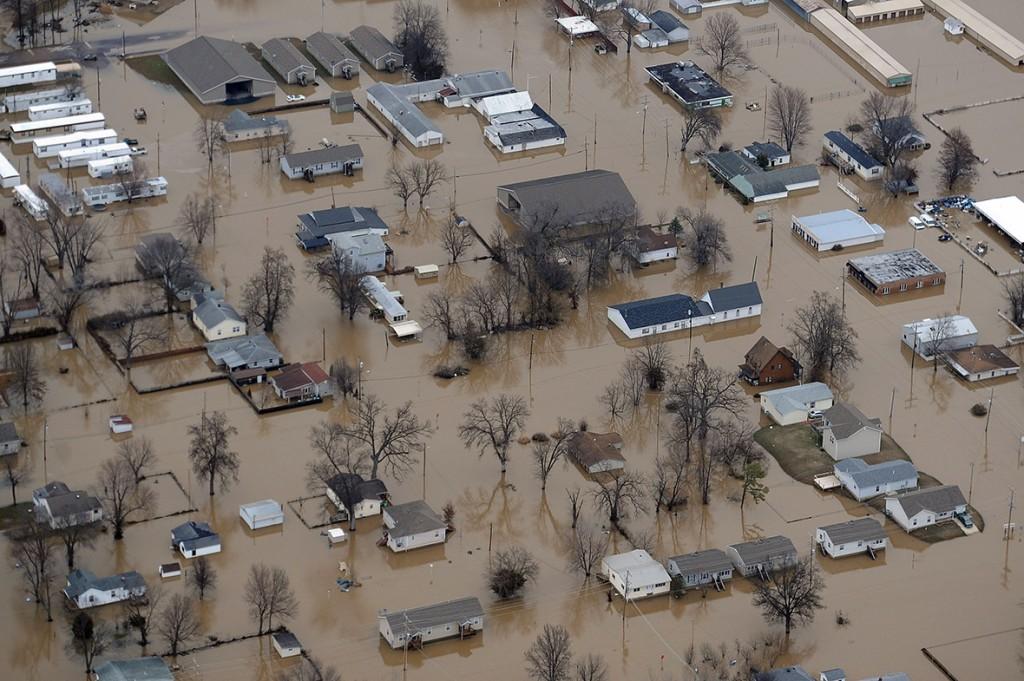 El Niño flooding 2016