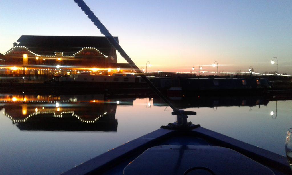 Barton turns marina