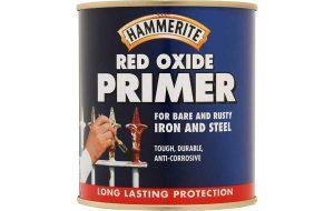 Iron oxide primer