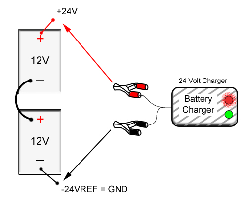 Inverter Charger Rv Wiring Diagrams on solar wiring diagram for charging