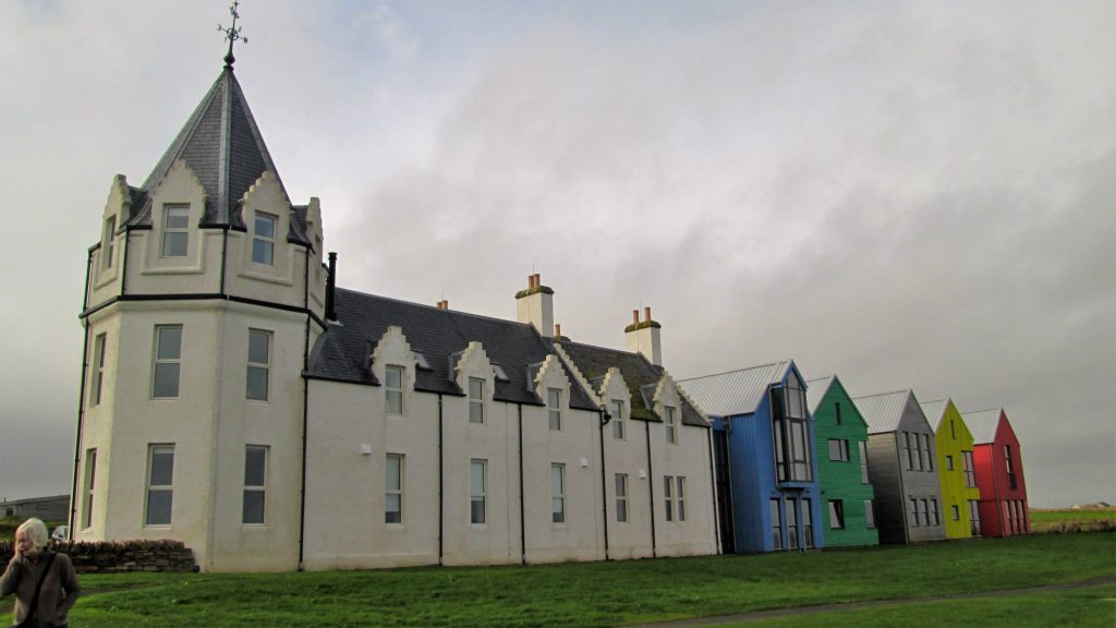 John O'Groats - Old Hotel