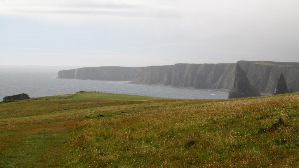 View from Duncansby Head