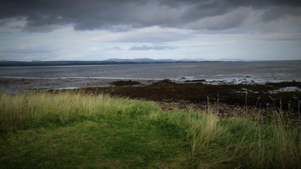 View across Dornoch Firth.