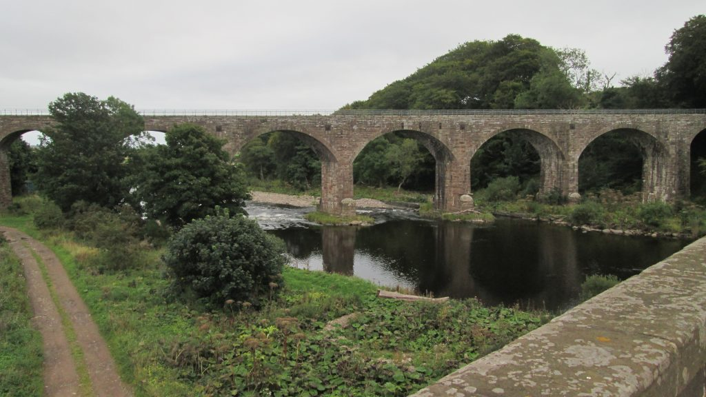 Montrose viaduct