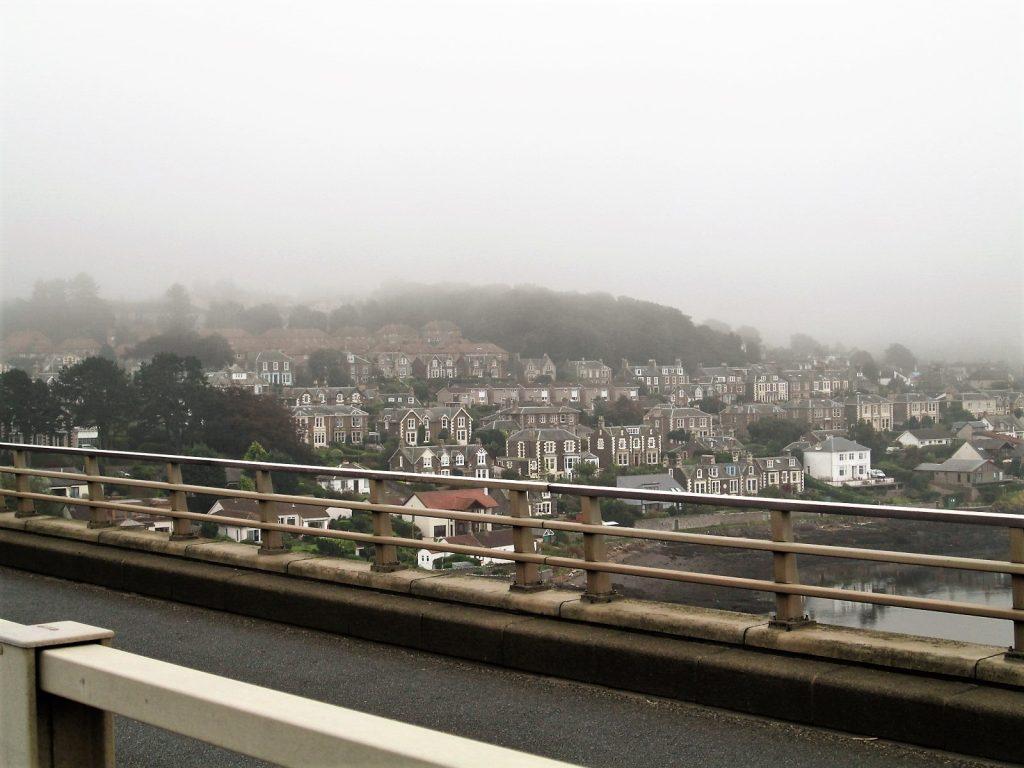 Tay bridge - Newport on Tay