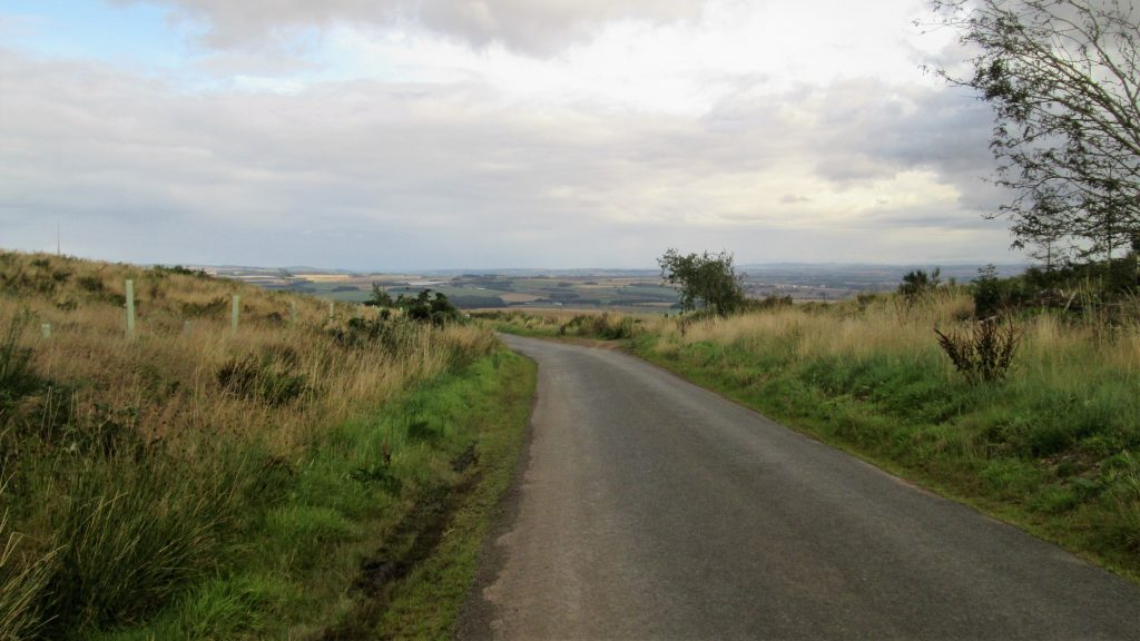 Scottish borderlands
