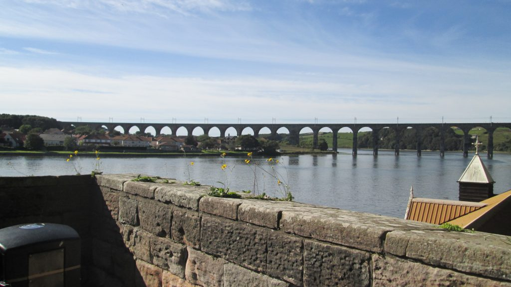 Viaduct, Berwick