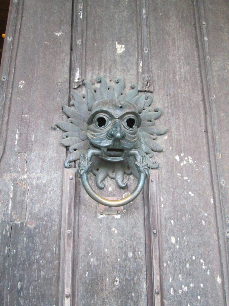 Durham sanctuary knocker