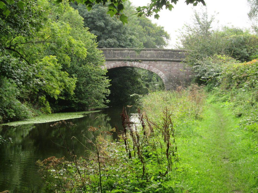 Bridge 163 Lancaster canal