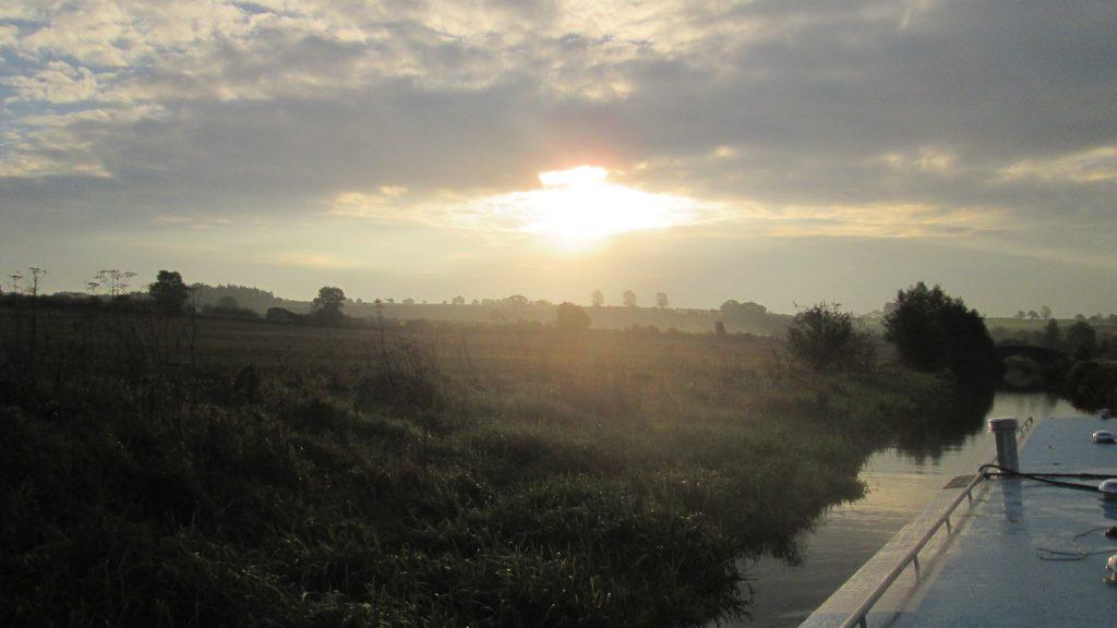 Oxfordshire morn