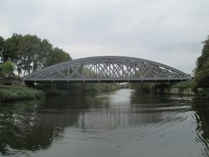 Grey bridge