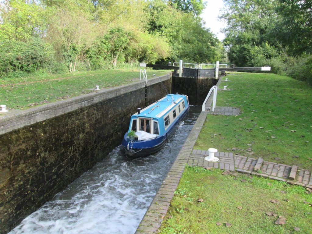 Newbury locks