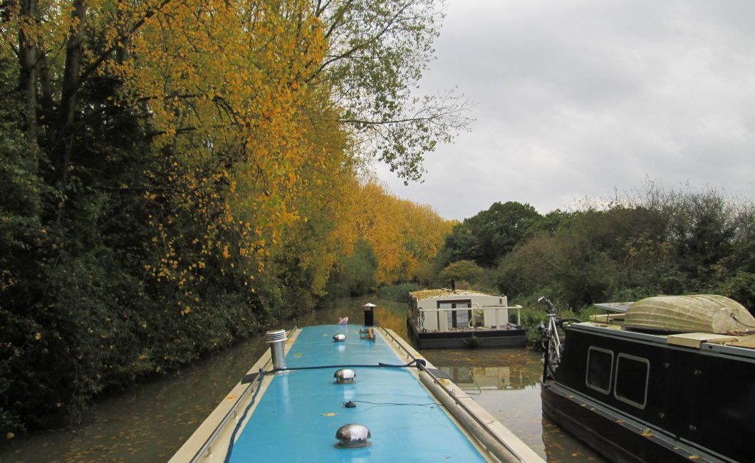 Kennet and Avon, Hilperton