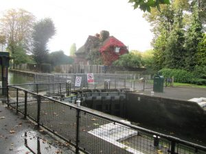 Caversham Locks - River Thames