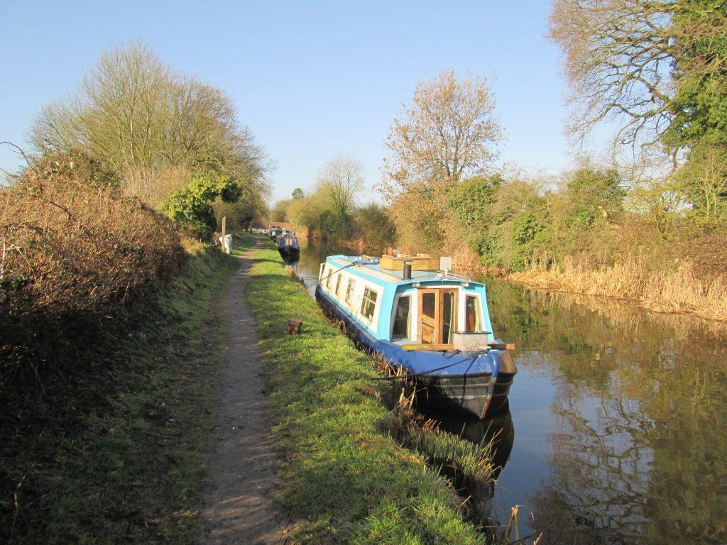 Pewsey visitors moorings