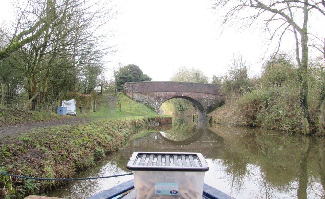 Milkhouse water bridge