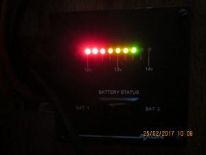 Charging A Leisure Battery With A Car Battery Charger