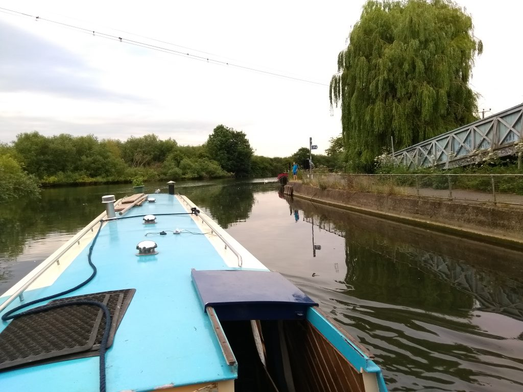 Thames/Kennet confluence