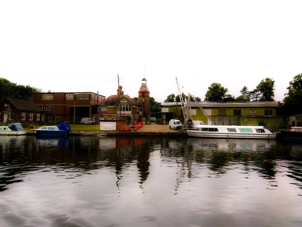 West Molesey Marina