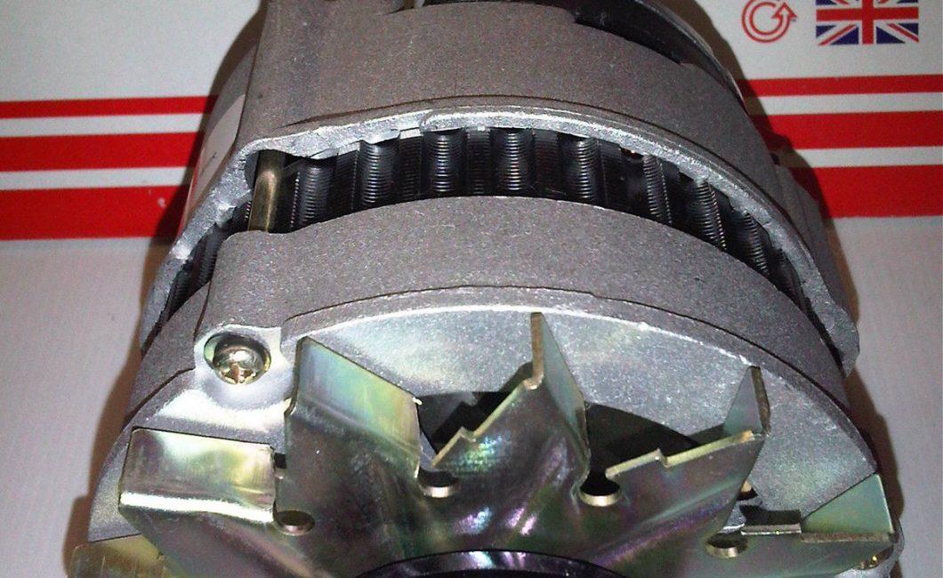 bmc 1800 alternator