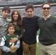 Bruce Steinberg & family